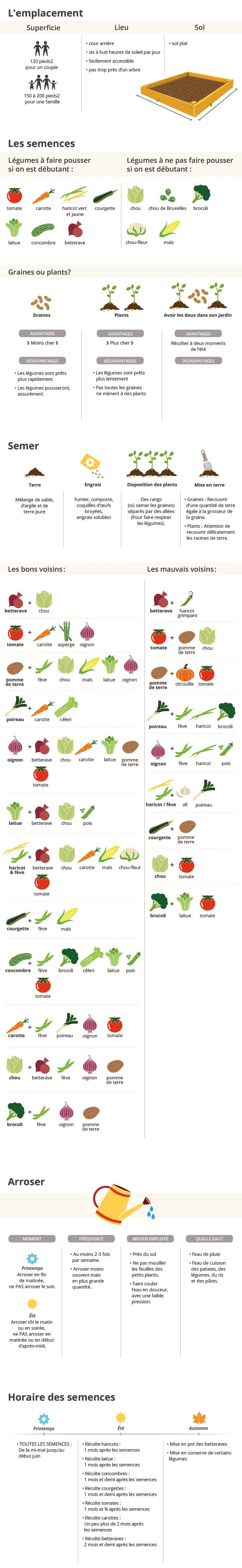 Legumes A Mettre Dans Le Jardin guide de jardinage pour débutants | arctic gardens