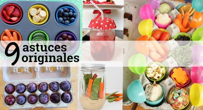 9 astuces orginales pour un pique-nique