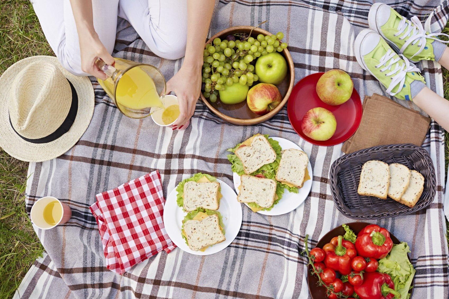 Idée Repas Pour Deux Amoureux guide complet du pique-nique: idées, recettes et menus