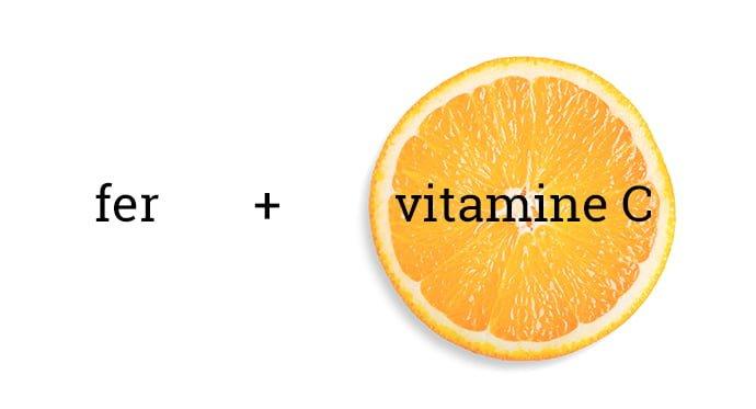 Fet et vitamine C