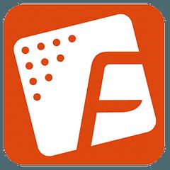 Flyerify logo