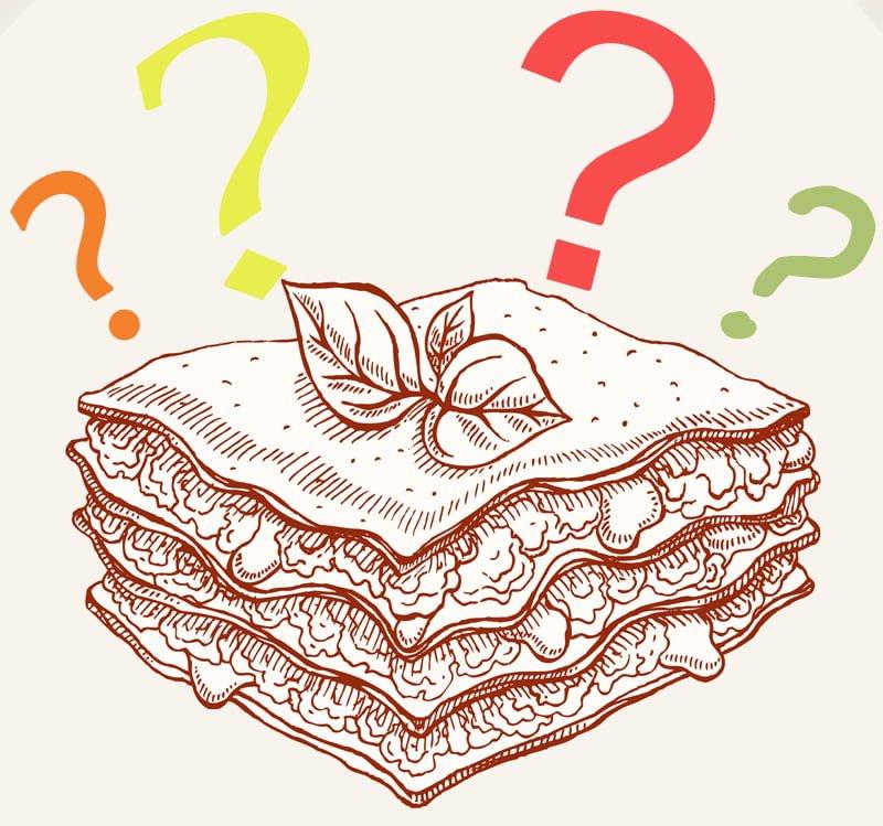 Lasagna FAQs