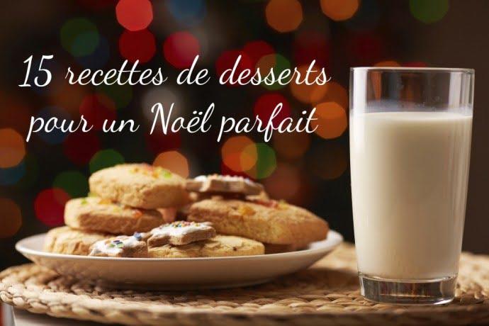 recette de dessert de noel 15 recettes de desserts de Noël | Arctic Gardens recette de dessert de noel