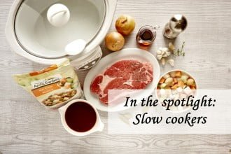 In the spotlight: Slow cookers