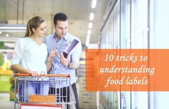 10 tricks to understanding food labels