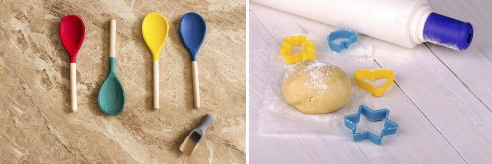 Accessoires de cuisine pour les enfants