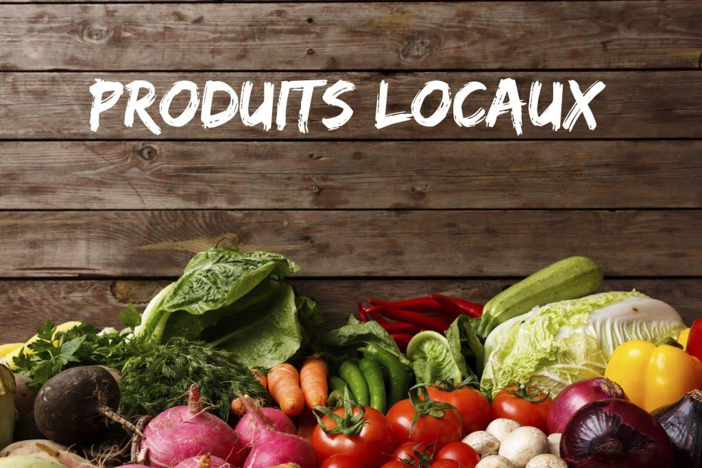 Privilégier les produits locaux et de saison