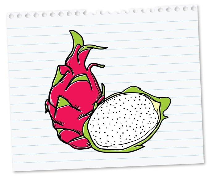 Le fruit du dragon : un aliment à découvrir