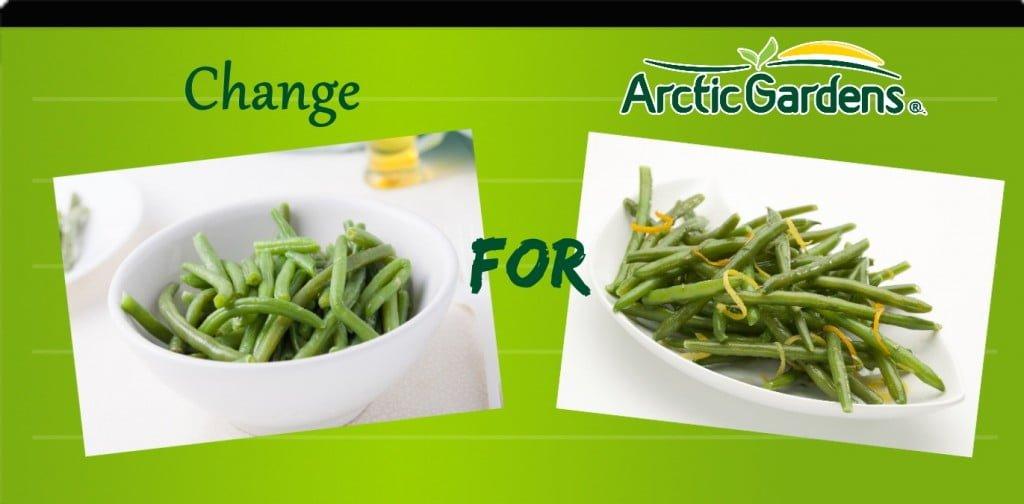 Beans vs lemony skillet green beans