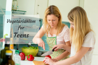 Vegetarianism for teens