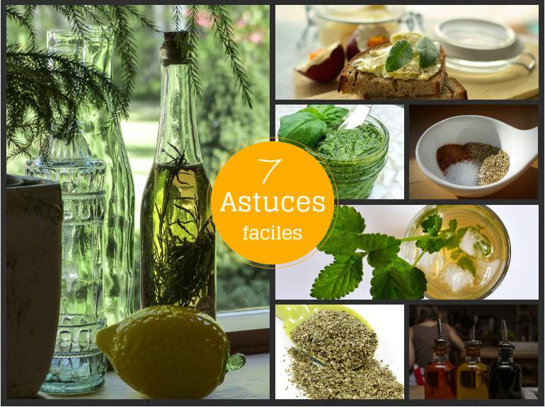 7 astuces conservation
