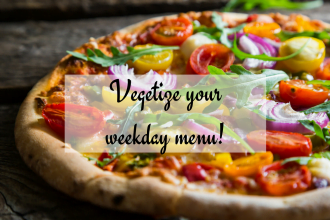 Vegetize your weekday menu!