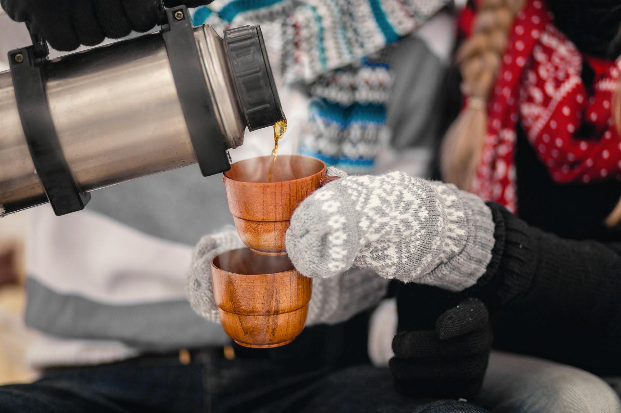Café dans un thermos