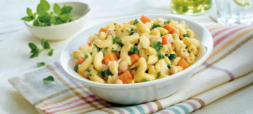 Macaroni et haricots de Soissons