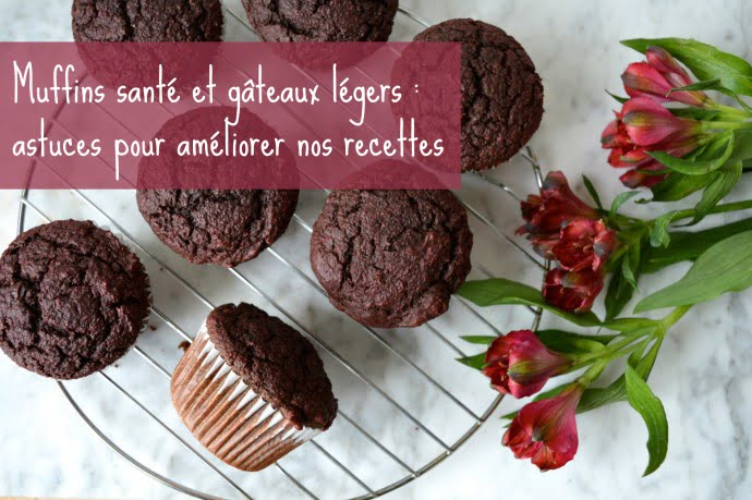 Muffins santé et gâteaux légers : astuces pour améliorer vos recettes