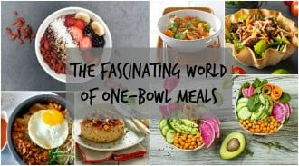 The fascinating world of one-bowl meals