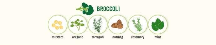 Broccoli & spice