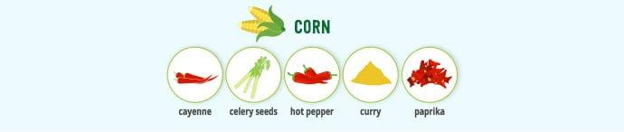 Corn & spice