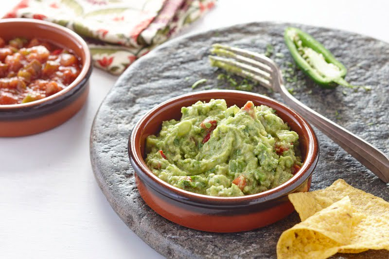 Guacamole aux légumes