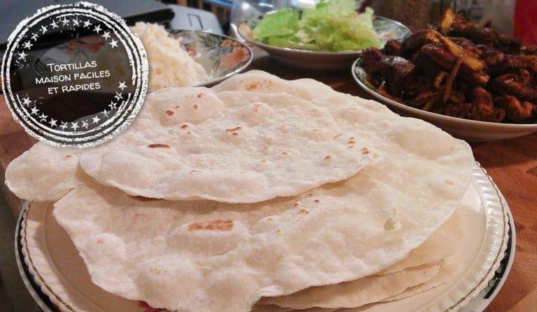 Osez la cuisine mexicaine d couvrez les tacos arctic - Comment faire des tortillas ...
