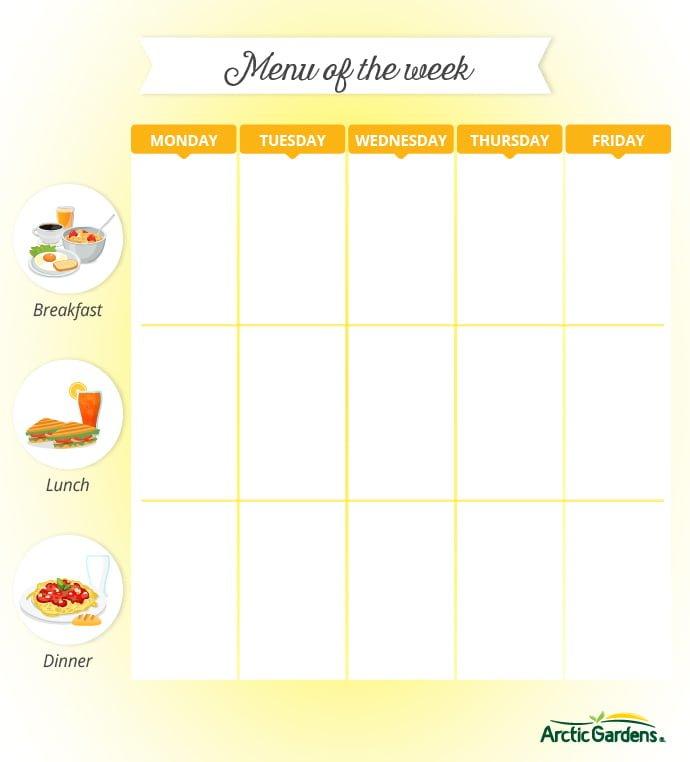 Menu-of-the-week
