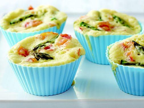 muffins asperges