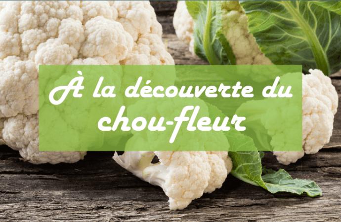 A La Decouverte Du Chou Fleur Arctic Gardens