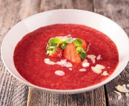 soupe sucrée