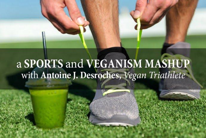 Sports and veganism mashup