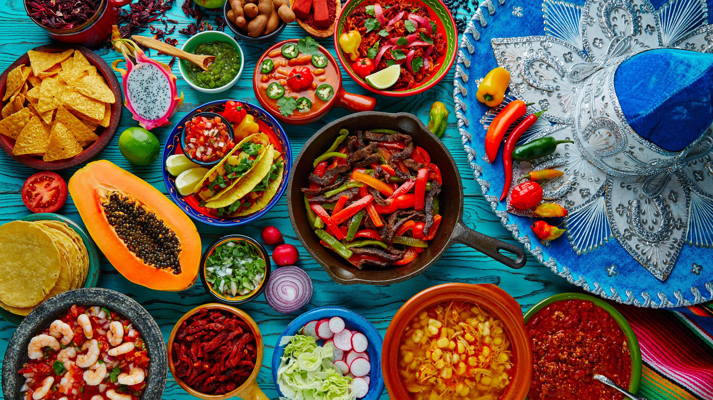 Mexique nourriture