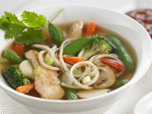 Hearty Chinese Soup
