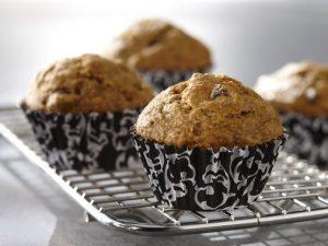 Muffins à la mélasse et brocoli