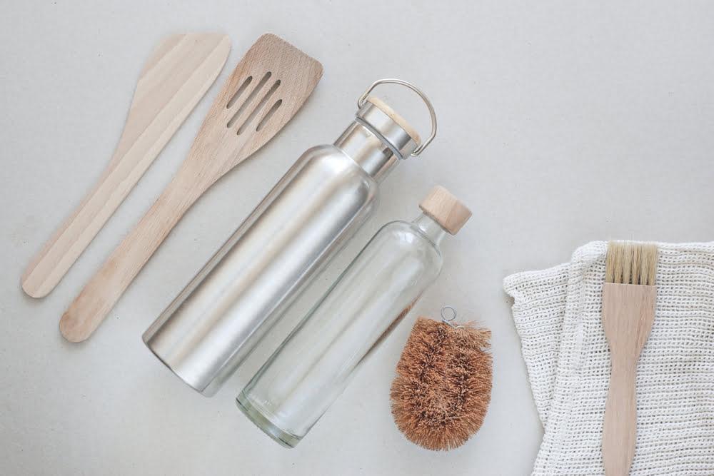 Outils pour le zéro déchet en cuisine