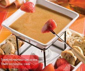fondue-erable