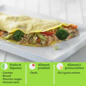 omelette-legumes-riz-frit