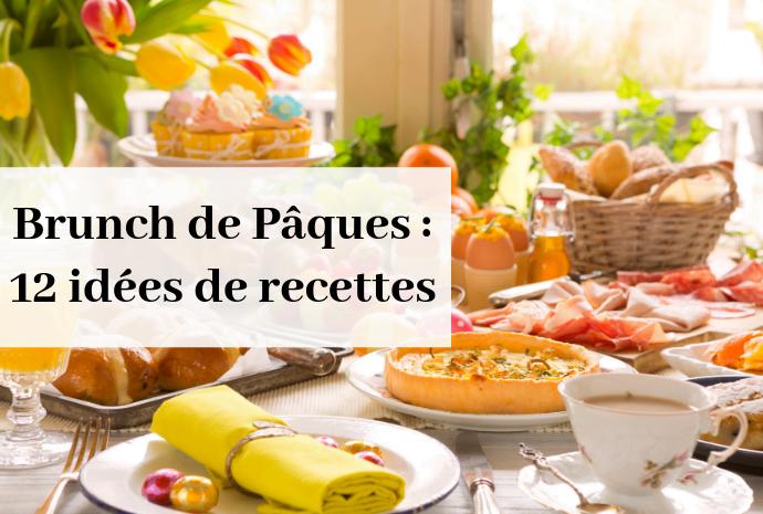 Brunch De Pâques : 12 Idées De Recettes Riches En Légumes