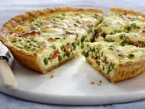 quiche-bacon