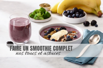 smoothie complet