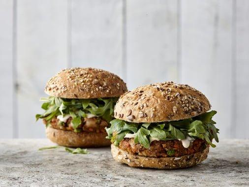 burger chou-fleur