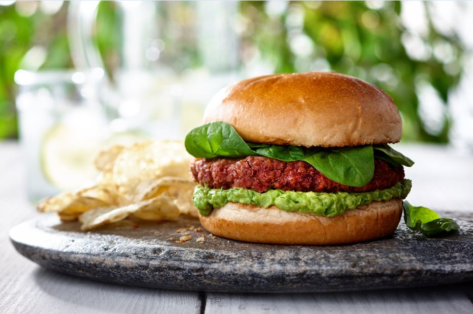 burger betteraves