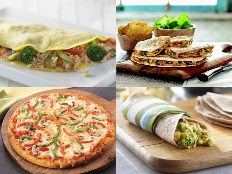 recettes mélange à pizza