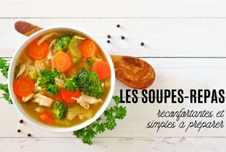 Les soupes-repas