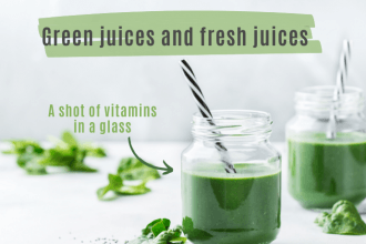 Green juices and fresh juices - Arctic Gardens