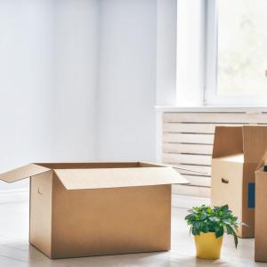 Boîtes - déménagement