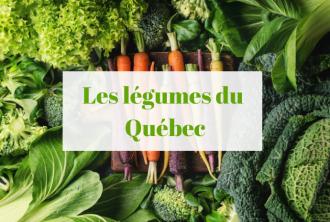 Manger local au Québec