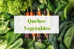 Quebec vegetables