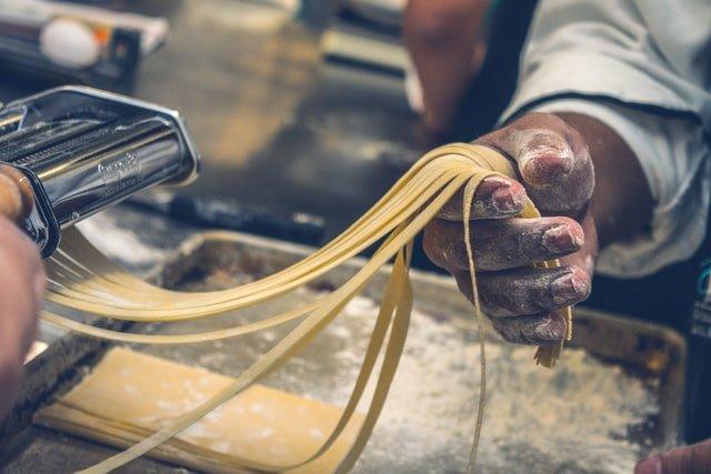 comment faire des pâtes fraîches sans machines