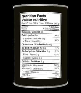 Comment déchiffrer une étiquette alimentaire
