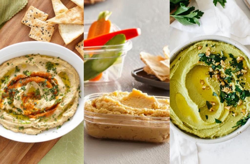 Hummus-recipes
