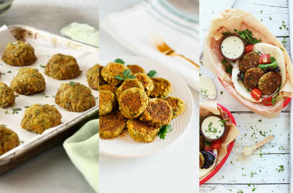Falafel-recipes